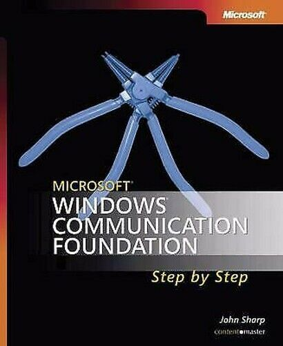 Microsoft Windows Communication Foundation Taschenbuch John Sharp