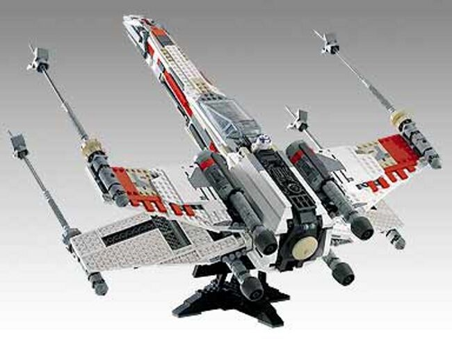 LEGO 7191 - Star Wars  Ultimate Collector Series - X-wing Fighter - VERY RARE