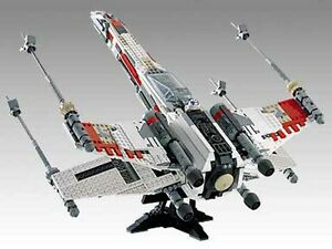 LEGO-7191-Star-Wars-Ultimate-Collector-Series-X-wing-Fighter-VERY-RARE