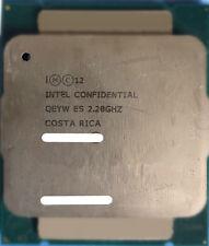 Intel Xeon E5 2630 V3 ES 2.2Ghz 20MB 8Core 16threads LGA2011-3 CPU