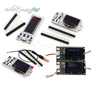 Details zu ESP8266 WIFI Chip 0 91/0 96 inch OLED Display WIFI NodeMcu  Module for Arduino