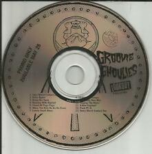 GROOVIE GHOULIES World Contact Day ULTRA RARE ADVNCE PROMO DJ CD 1996 USA MINT