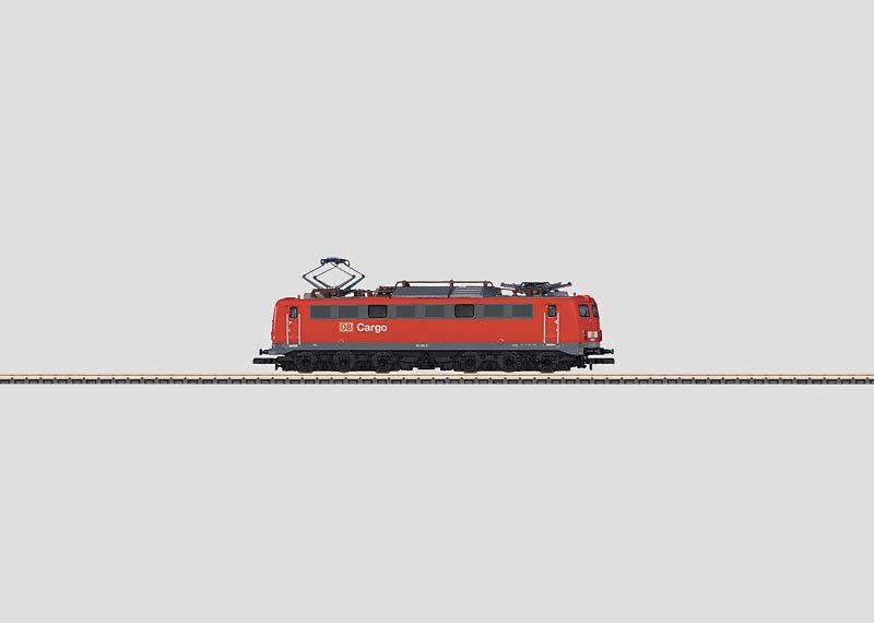 Märklin 88577 Escala Z Locomotora Eléctrica Br 150 Db Cargo Nuevo