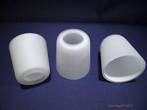 lampenschirm lampenglas leuchtenglas glas 58 mm g9. Black Bedroom Furniture Sets. Home Design Ideas