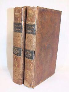 Détails Sur Tasso Le Tasse Jérusalem Délivrée Poème Complet 2 Tomes Gravures 1803
