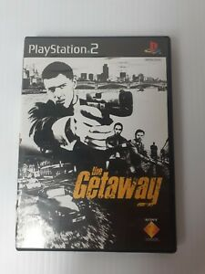 The Getaway - Playstation 2 PS2 Game - Complete & Tested