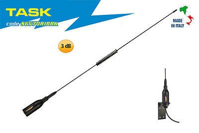 Supergain Marine VHF antenna - TASK - 530mm RIB VHF antenna - whip anteena