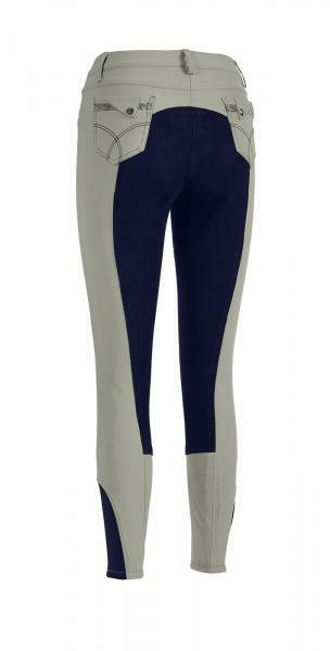 Busse Sevilla pro Strass Pantaloni Equitazione Equitazione Equitazione per Donna Pieno Silikonprofil | Valore Formidabile  | a prezzi accessibili  cb8a0e