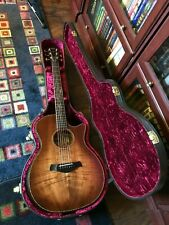 Taylor 414e-R V-Class Grand Auditorium Acoustic-Electric Natural
