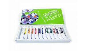 Seawhite-of-Brighton-Acrylic-Paint-Set-12-x-12ml