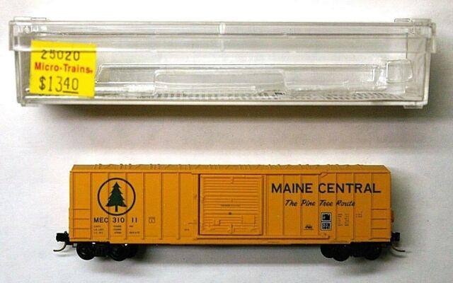 MTL Micro-Trains 25020 Maine Central MEC 31011