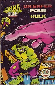 Hulk-Un-enfer-pour-Hulk-Aredit-Marvel-Comics-1979-BE