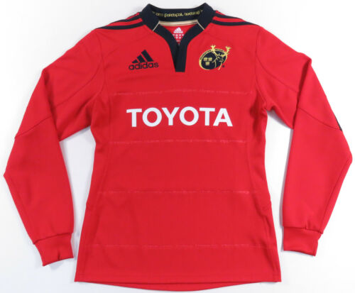 S Shirt Munster Irfu Pro14 Ierland Toyota Mens Jersey Climacool Adidas Rugby IvIB7