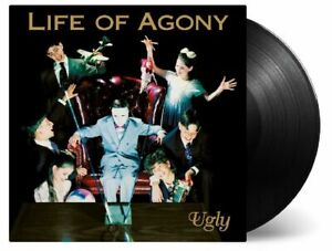 Life-of-Agony-Ugly-Vinyl-LP-Music-on-Vinyl-Limited-to-1500-copys