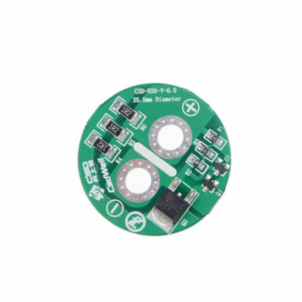 Hot Sale 2.7V 500F super capacitor 3.5cm Balancing Protection Board TDO
