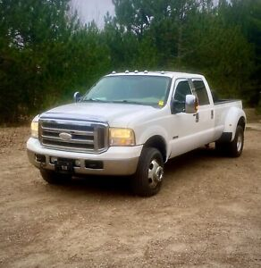 2007 Ford F 350 King Ranch