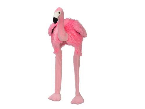 Tier Mütze Plüsch Mütze Vogel Flamingo