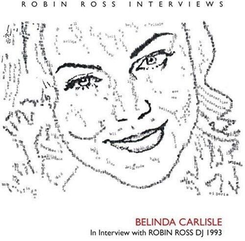 Belinda Carlisle - Interview 1993 [New CD]