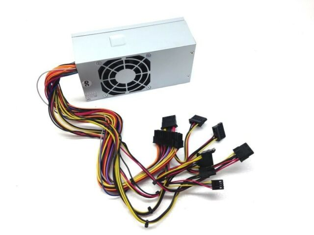 New PC Power Supply Upgrade for HP Pavilion s5380t Slimline SFF Computer