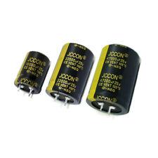 110pcs Dip Aluminum Electrolytic Capacitor 25v 10000uf22000uf47000uf