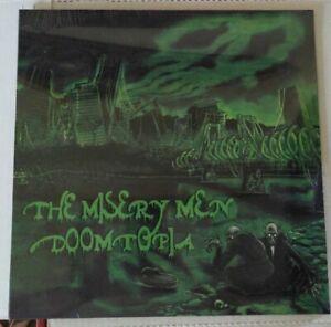 The Misery Men Doomtopia LP Desert Records DSRT420 limited edition sealed green