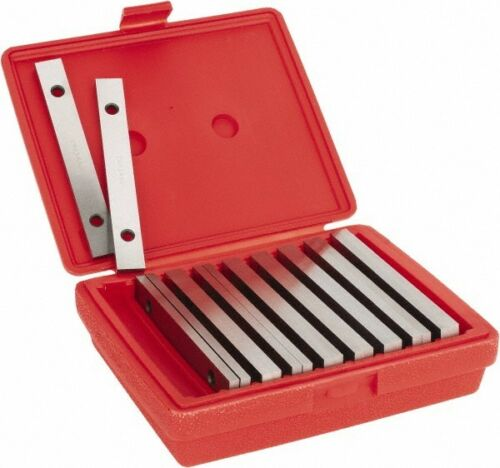 Value Collection 18 Piece 6 Inch Long Tool Steel Parallel Set 3//4 to 1-3//4 I...