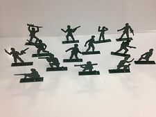 AIRSOFT silhouette targets ARMY MEN!
