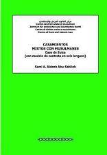 Casamientos Mixtos con Musulmanes : Caso de Suiza (con Modelo de Contrato en...