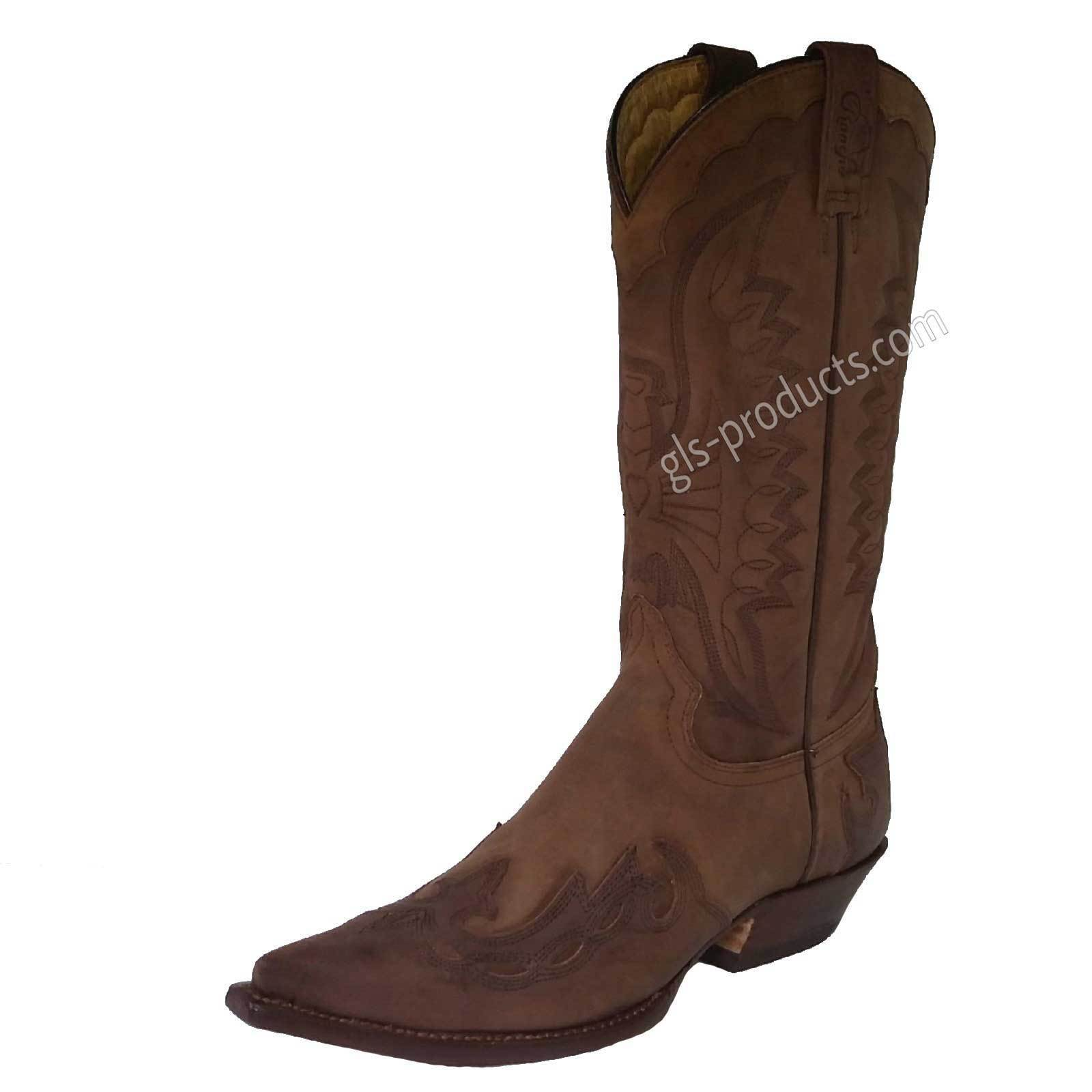 Rancho Illinois - Cowboy Boots with Flames