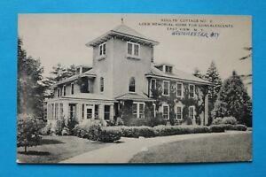 Israel-Judaika-AK-New-York-1910-1930-Loeb-Memorial-Home-f-Convalescents-Adults