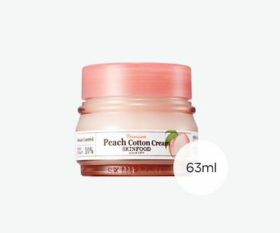 [SKINFOOD] Premium Peach Cotton Cream 63ml / korean Cosmetics
