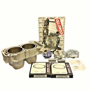 3mm-POLARIS-Rzr-900-Grand-Alesage-Cylindre-Pistons-Joints-96mm-11-14-XP-4-Efi