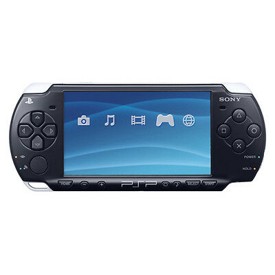 PSP-2000 Piano Black Handheld System