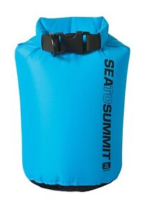 Sea To Summit Lightweight Dry Bag 2 L Sac Sac De Voyage Bleu Blue Voyages Neuf-afficher Le Titre D'origine