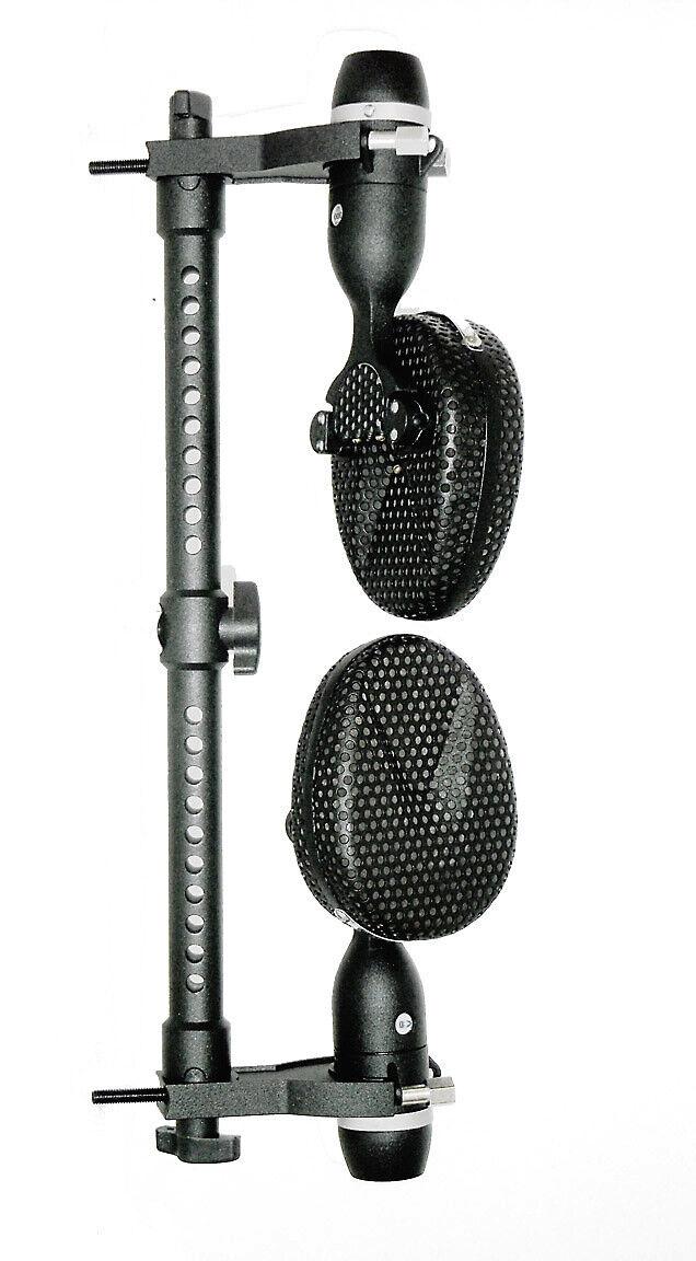 Original COLES Stereo Halterung für Coles 4038 Mikrofone - Stereo Mount