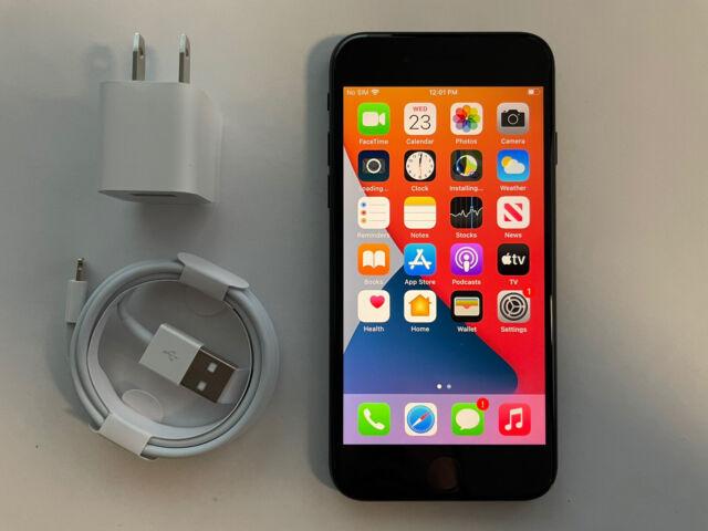 Apple iPhone SE (2020) 64GB (Unlocked) 4.7