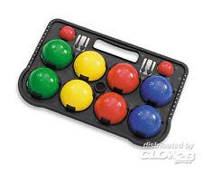 Glow2B Boccia Boule 8er Set 70mm Ball Kugel Spiel Ballspiel