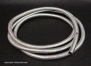 2c42ea5f3b69 Chrome Wire Loom - Wiring Diagrams Lol