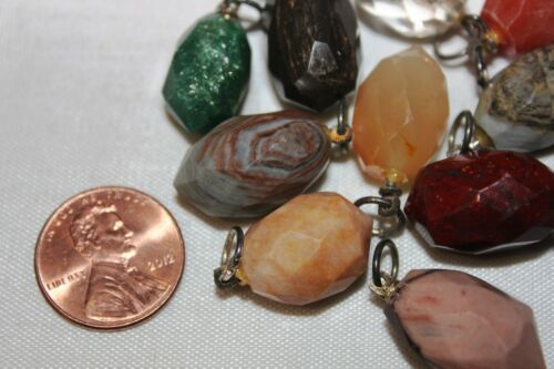 Variety of Styles and Packs Agate /& Natural Stone Hand Crafted /& Carved
