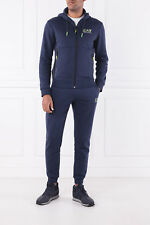 1b4245db item 6 Man's Tracksuit Emporio Armani EA7 6ZPV63 PJR6Z 18/19 Fleece Pants  Black Blue -Man's Tracksuit Emporio Armani EA7 6ZPV63 PJR6Z 18/19 Fleece  Pants ...