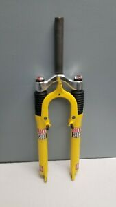 "RockShox 1"" Judy XC SL SERVICED rebuilt springs Mountain Bike fork GT FAT CHANCE"