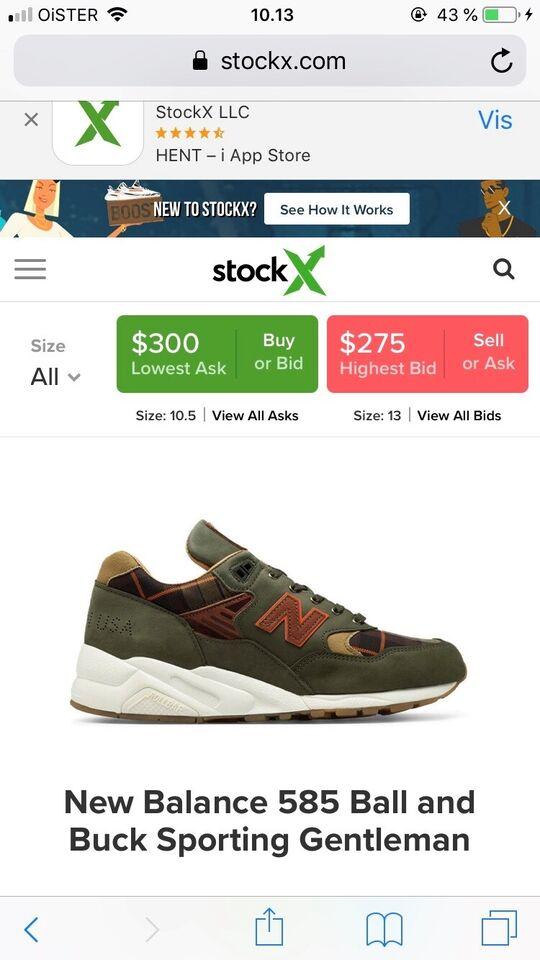 Sneakers, New balance, str. 42