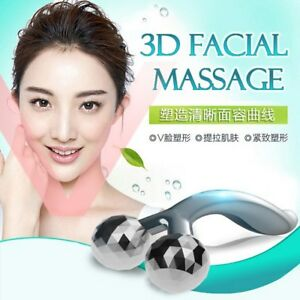 3D Body V Line Face Body Y Shape Roller Massager