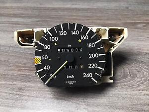 MERCEDES W126 Instrument Cluster Speedometer 0-240 Km/h 1265425801