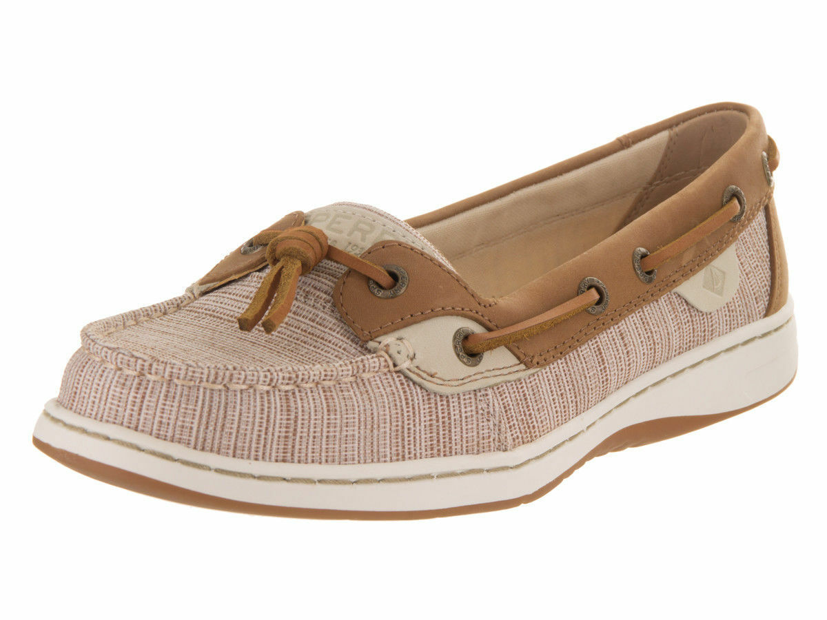 Sperry  Dunefish  Crosshatch Boat shoes Taupe 9M