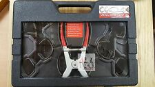 Tyzack Spring Miter Clamp Set Framing Mitre Clamp with 48 Clamps