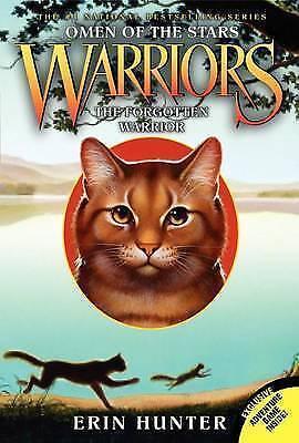 1 of 1 - Forgotten Warrior Omen of the Stars by Erin Hunter (Paperback, 2013)