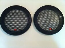 "Brand New Pair of Original Morel Speakers Grills Mesh Tempo 6"" Pair"