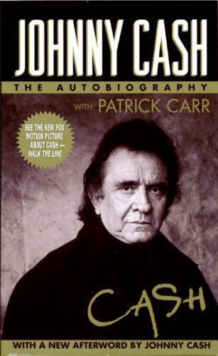 Cash The Autobiography By Patrick Carr And Johnny Cash 1998