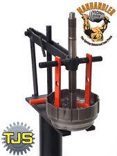 NEW Spring MANHANDLER Transmission Foot Press, Drum Spring Compressor